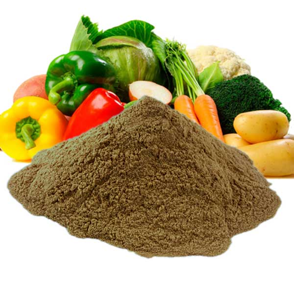 Mixed Vegetable Fibre